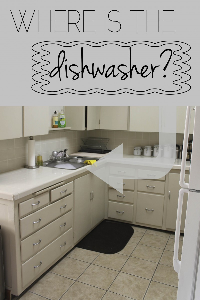Where Is the Dishwasher