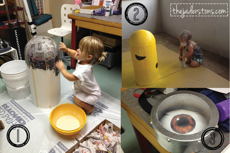 Minion Costume How To Make