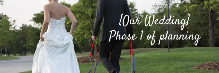 Our Wedding {Step 1}